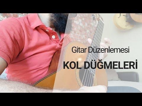Barış Manço - Kol Duu0308gu0306meleri | Gitar Cover (Nasıl Çalınır?) Tab