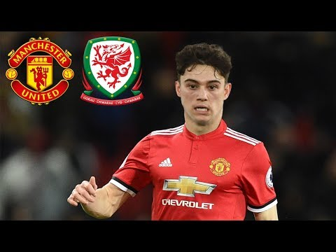 DANIEL JAMES • Welcome to Manchester United • Goals & Skills