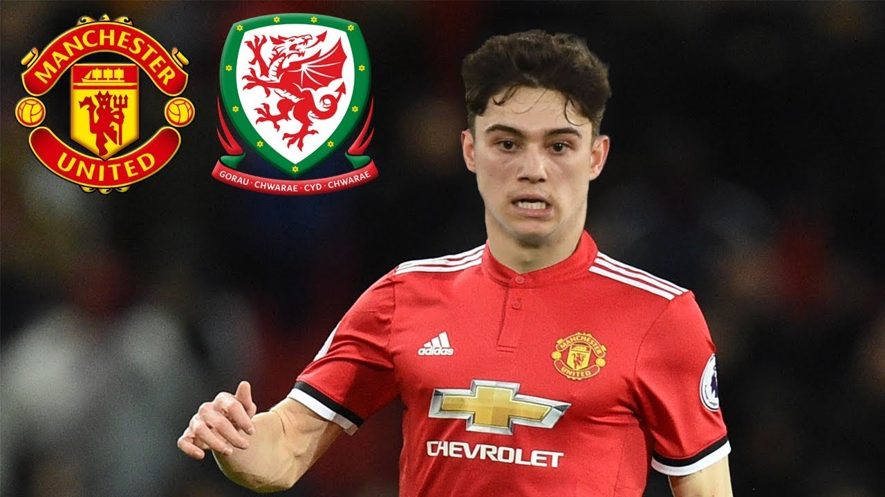 DANIEL JAMES • Welcome to Manchester United • Goals ...