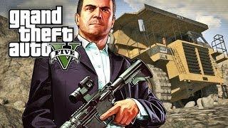 DUMP TRUCK JOYRIDE (Grand Theft Auto 5 Online)