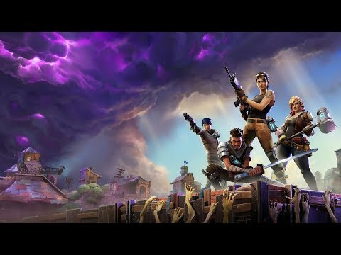 Fortnite - [Thunder - Imagine Dragons]