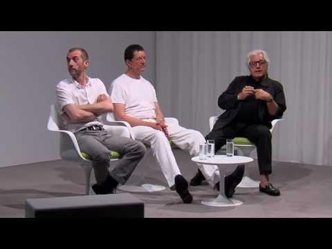 Salon | Artist Talk | Antony Gormley: Making Space
