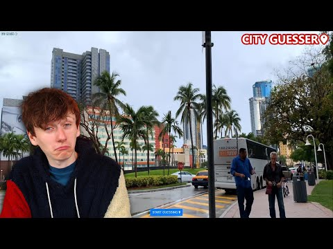 This game is like Geoguessr but REAL VIDEO (City Guesser)