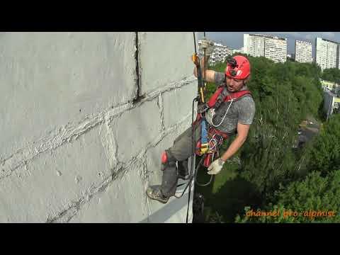 Грибок, плесень на стенах в квартире  -  Москва межпанельные швы 1 часть