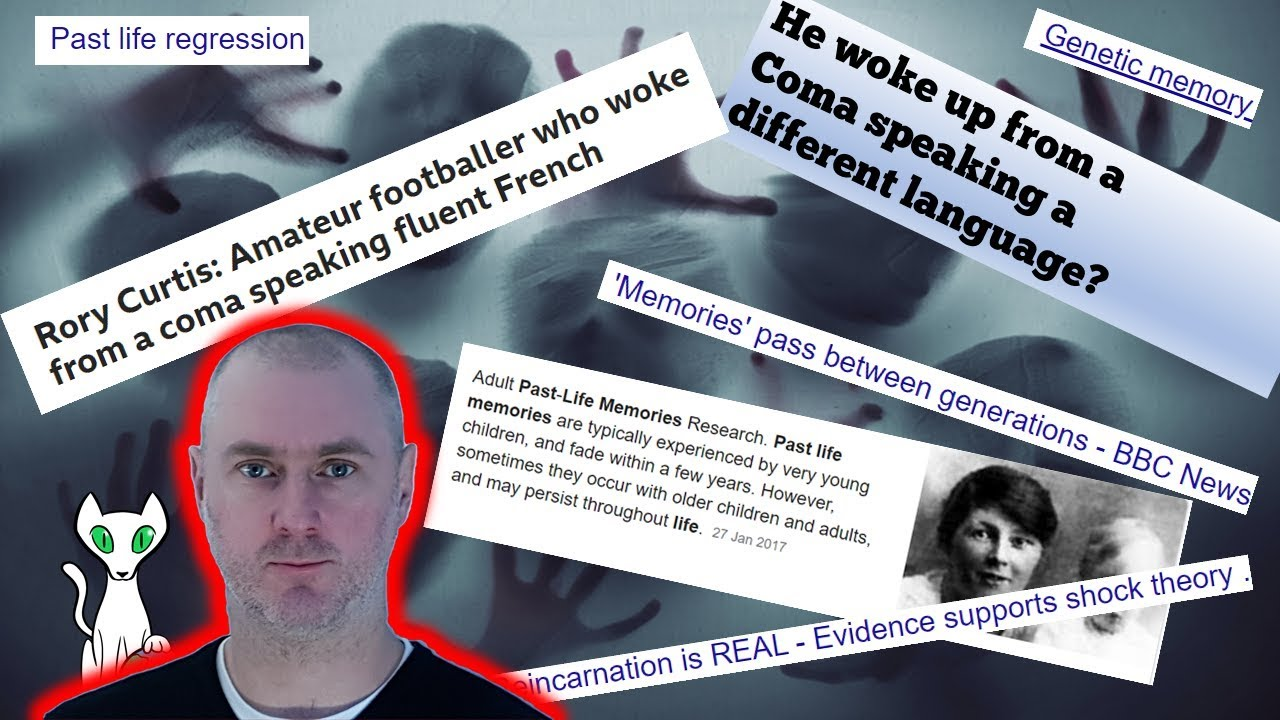 Man wakes from a coma speaking a different language! Reincarnation?