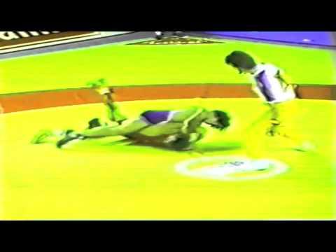 1989 Senior World Championships: 52 kg Tunisia vs. Constantin Corduneanu (ROU)