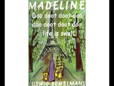 "Madeline ""In Two Straight Lines"" sing-a-long karaoke"