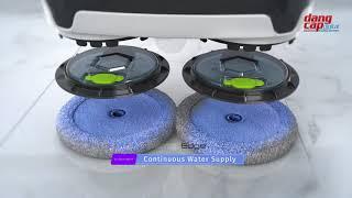 EVERYBOT EDGE: Robot lau nhà NHƯ LAU BẰNG TAY Dangcapdigital.vn