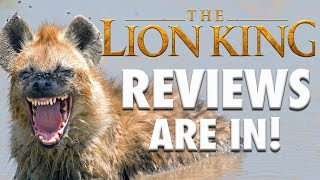 Baixar The Lion King (2019) Early Reviews say... UGH