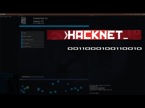 Hacknet Gameplay - 000100110010 [#12] - Walkthrough - Let's Play - PC•720p•60fps