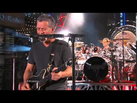 Van Halen - Runnin' with the Devil (Live 2015)