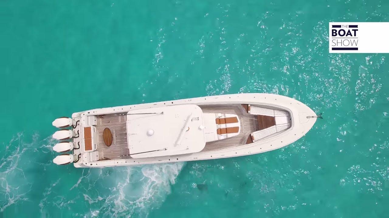 [ENG] HYDRASPORTS Custom 5300 Sueños  - 4 x 627 hp  SEVEN MARINE - 4K The Boat Show