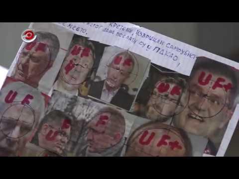 Pretnje smrću Bošku Obradoviću i liderima Saveza za Srbiju, 28. 12. 2018.