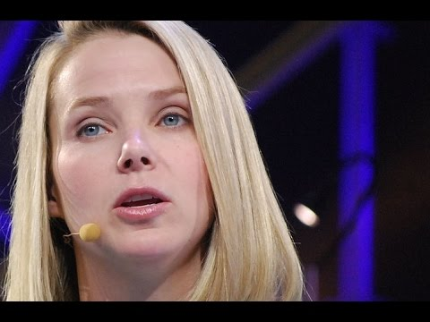 Marissa Mayer & David Simon on the Future of Journalism & Newspapers (2009)