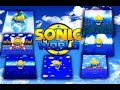 Sonic World R8 (PC) - My Menu Themes Mods Demonstration + Download Link