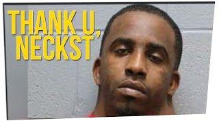 """Internet Sensation """"Wide Neck"""" Goes Back to Jail ft. Gina Darling & David So"""