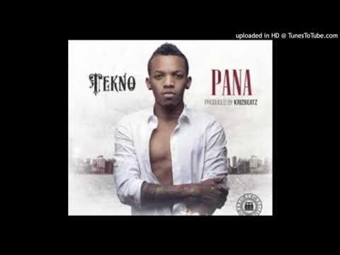 Pana - Tekno (Prod by Krizbeatz)