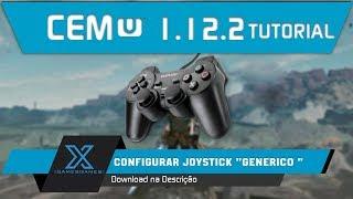 CEMU - Como usar e Configurar Joysticks Genéricos no Emulador