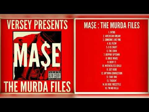 Mase - The Murda Files (FANMADE MIXTAPE)