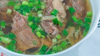 Slow Cooked Beef Lauya
