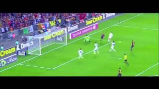 Download Video Dani Alves Humiliates Cristiano Ronaldo (Barcelona vs Real Madrid 2-1) MP3 3GP MP4