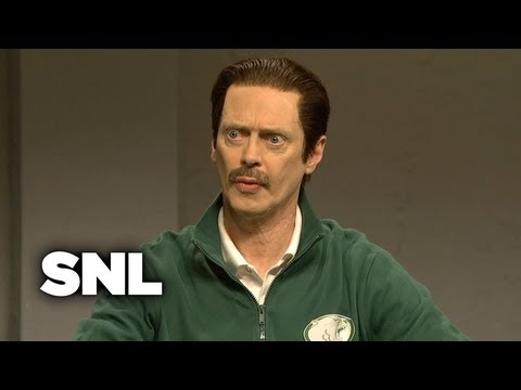 Coach Bert - Saturday Night Live