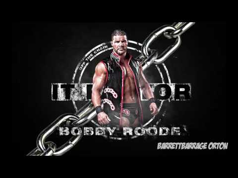 Bobby Roode - Glorious Domination (WWE/NXT Official Theme) + Lyrics