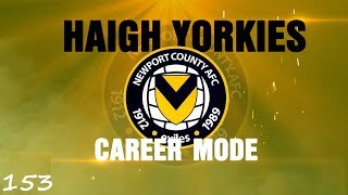 Fifa 14 - Career Mode Newport County - Part 153 - Done At The Last