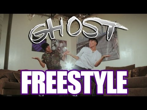 Andrew Garcia - Ghost | Freestyle by D-trix and Green