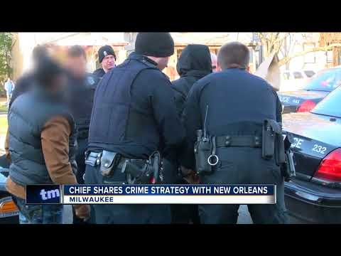 New MPD Crime Strategy Gets New Orleans Law Enforcement's Attantion