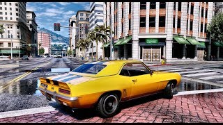 ► GTA 6 GRAPHICS - CLASSIC MUSCLE CARS GAMEPLAY! ✪ M.V.G.A. - ULTRA REALISTIC GRAPHICS MOD 60 FPS