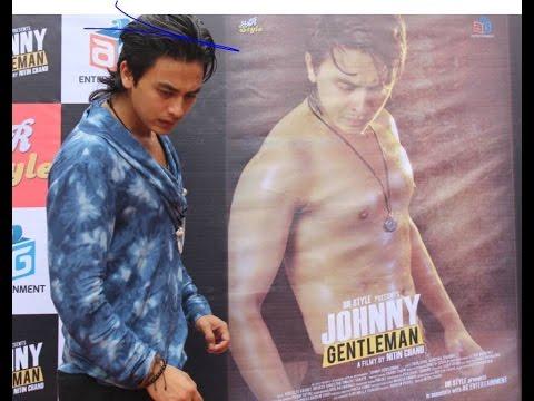 "Paul Shah And Aanchal Sharma In New Nepali Movie Johnny Gentleman"" - Press Meet"