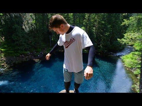 Robert Wall  Best of Cliff Jumping 2017