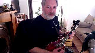 O'Connell's Trip To Parliament (reel) on mandolin