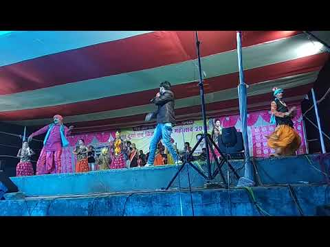 Mor Durga Dai O .....mor Sangwari Bhushan Chandrakar....stag Show Nagri..