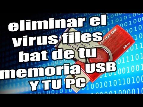 Como ELIMINAR El VIRUS De ACCESO DIRECTO De Mi MEMORIA USB PC ELIMINAR VIRUS DE ACCESO DIRECTO 2019