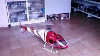 Helicóptero Controle Remoto - Motor Elétrico