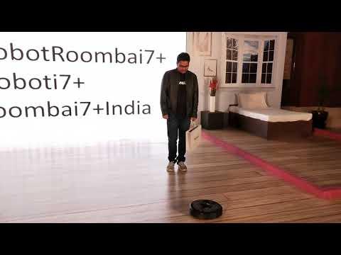 iRobot Roomba i7+ Smart vacuum cleaner