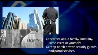 Outstanding Security Guard Services And Patrol Services - Ges.net