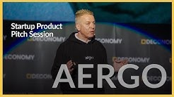 Startup Product Pitch Session: Phil Zamani CEO at Aergo