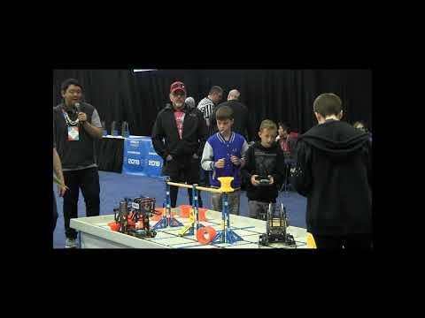 Fort Mill Elementary School takes on Vex IQ world championships