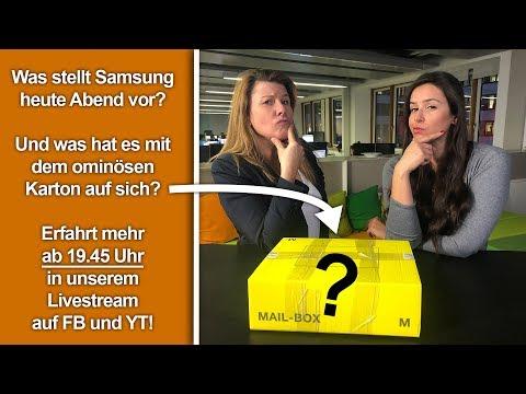 Samsung Unpacked 2019: Samsung Zeigt Die Neuen Galaxy S10-Serie | CHIP