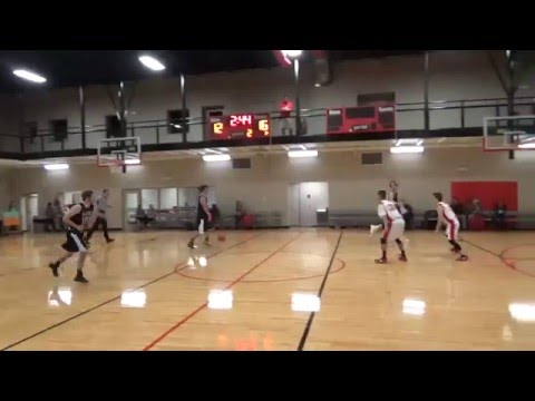 Western Kentucky Trailblazers vs Franklin Christian Academy  _1-21-2016