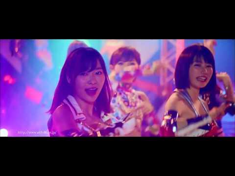 【HD】AKB48 CM 「シュートサイン」47thシングル