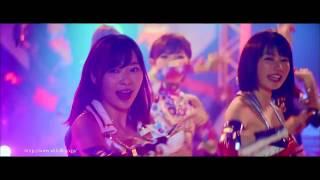 AKB48 CM 「シュートサイン」47thシングル・・・30s 2017.03.15 on sale...