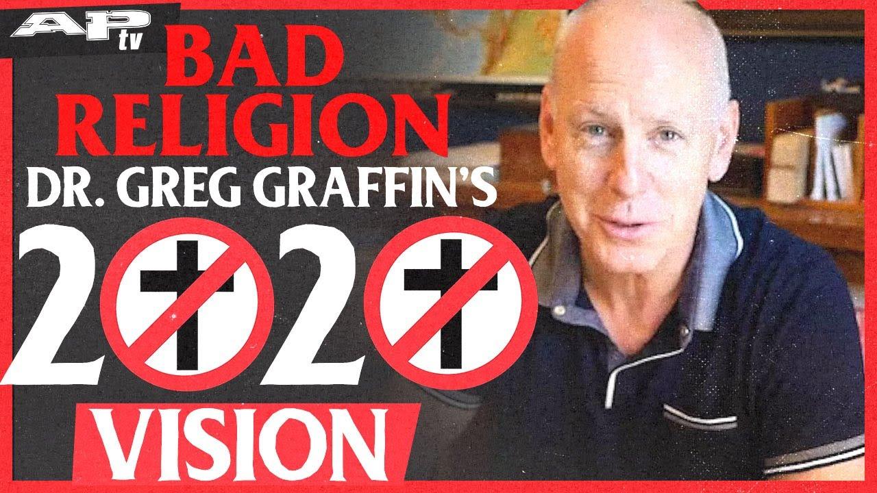 Bad Religion's Greg Graffin On