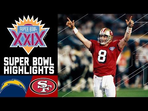 Super Bowl XXIX Recap: Chargers vs. 49ers | NFL