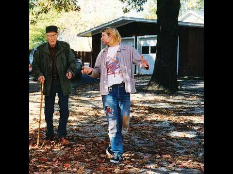"William S. Burroughs and Kurt Cobain - The ""Priest"" They Called Him"