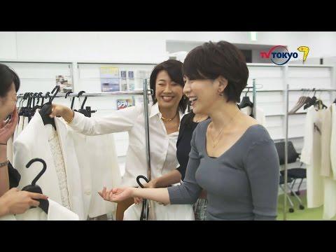 10月某日、テレビ東京新本社に4人の女性ニュースキャスターが集結。違う時間帯で活躍する4人が集まることはめったになく、カメラの前で思わず...