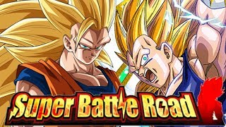 SSJ3 Category Stage of Super Battle Road Cleared | Dragon Ball Z Dokkan Battle